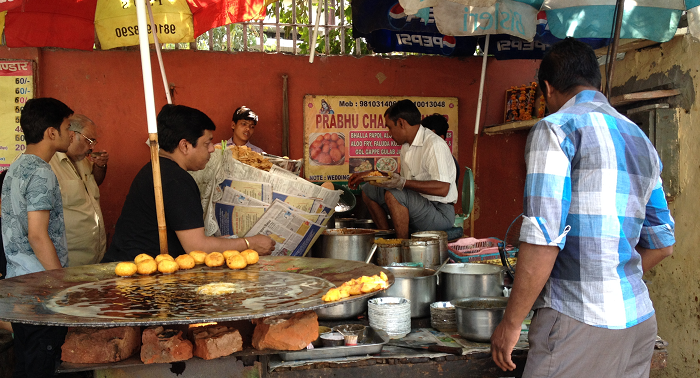 Prabhu Chaat Bhandar – The Legendary Chaat Wala Of Delhi, UPSC
