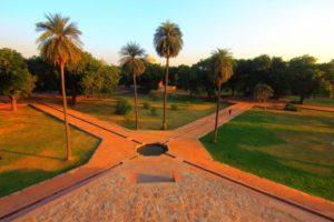 Charbagh Garden Kahajaun