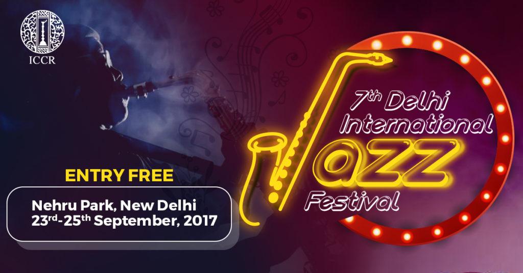 7th International Jazz Festival Delhi