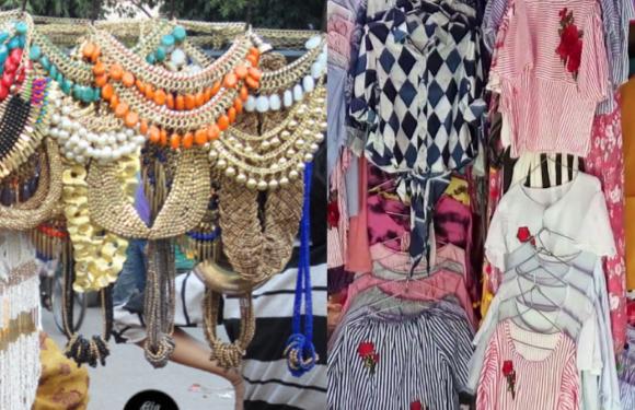 Sarojini Nagar Market : Cheap and Best Shopping Destination in Delhi