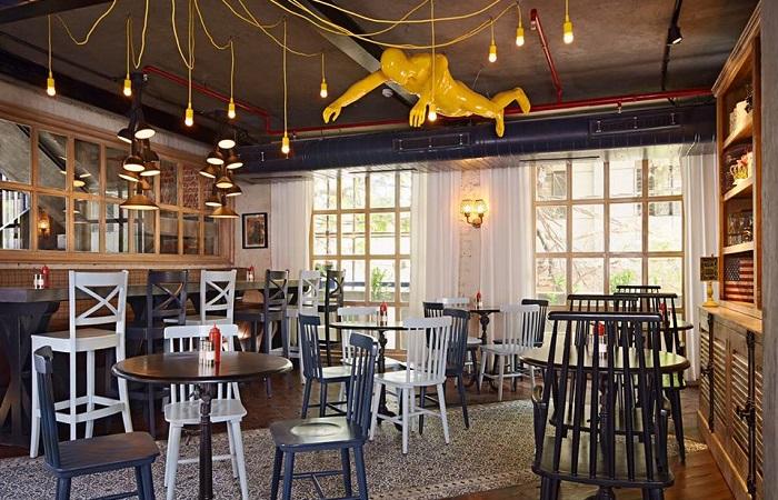 Cafeteria & Co. kahajaun