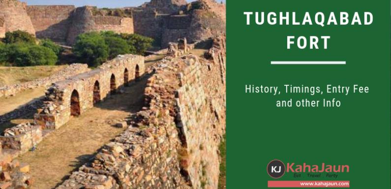 Tughlaqabad Fort, Delhi