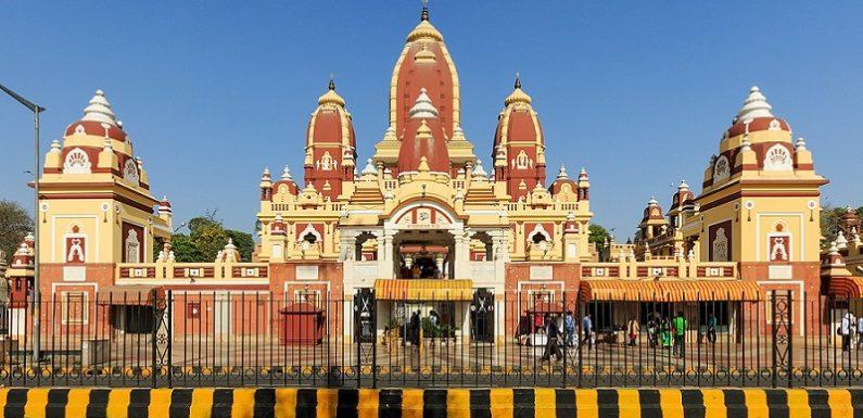 Laxminarayan Temple / Birla Mandir Delhi