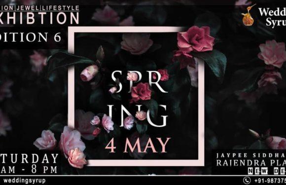 Wedding Syrup – A Wedding & Lifestyle Exhibition