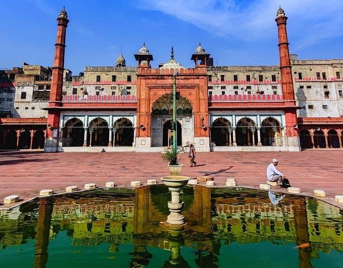 fatehpuri masjid KahaJaun
