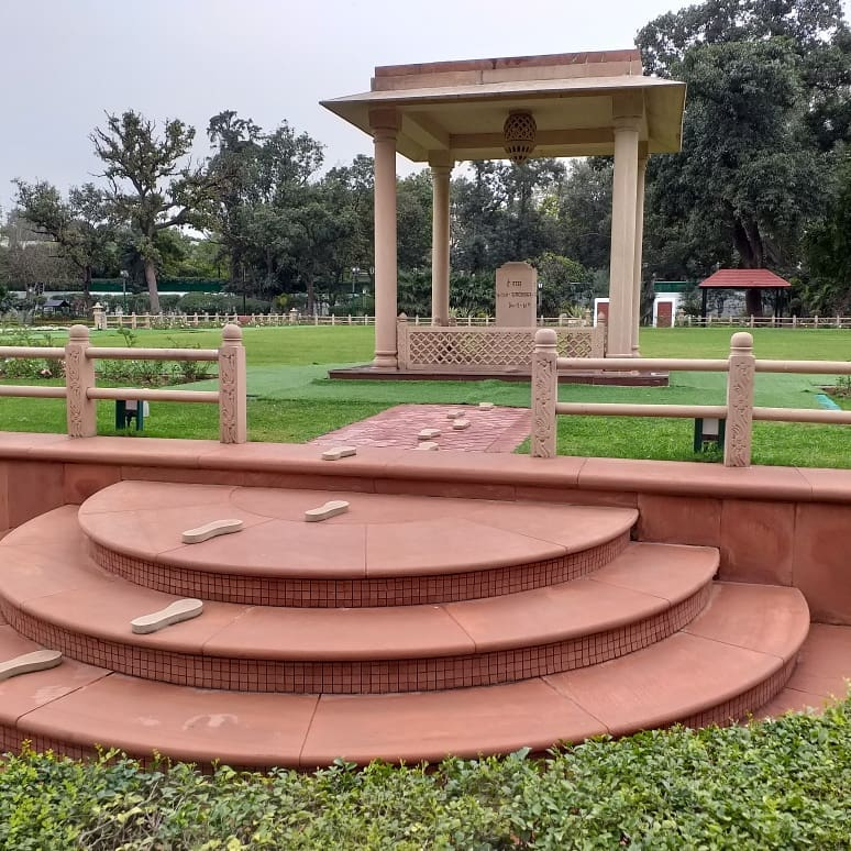 Gandhi Smriti - Martyr's Column