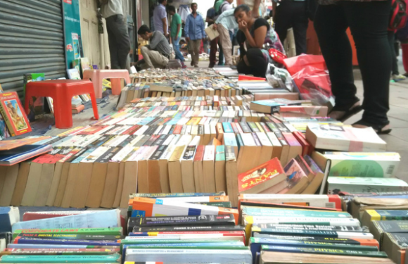 Websites, Markets & Book Stores for Second Hand Books in Delhi NCR