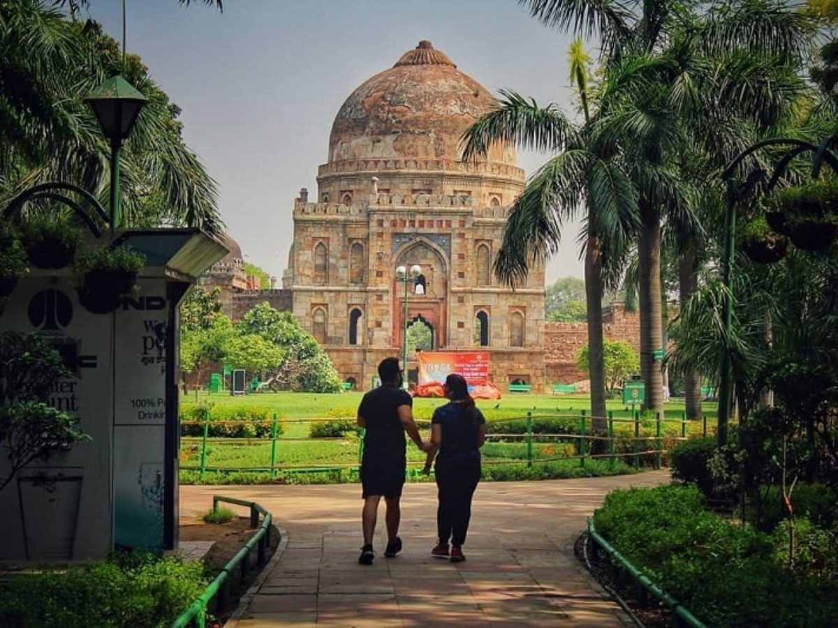 Lodi or Lodhi Garden - best placesfor a photoshoot in Delhi NCR