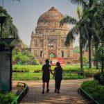 Lodhi Garden Moring Walk - KahaJaun
