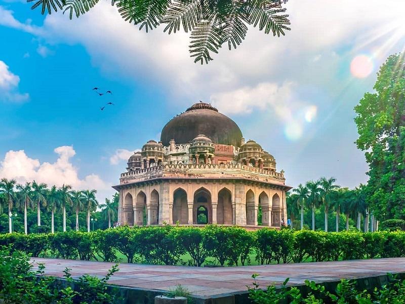Lodi-Garden-Tomb Kahajaun