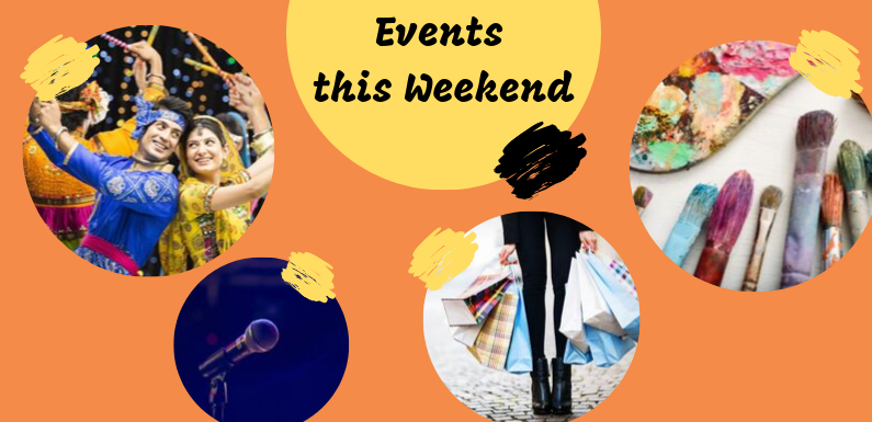 Top Events Happening in Delhi NCR this Weekend from 4 to 6 Oct