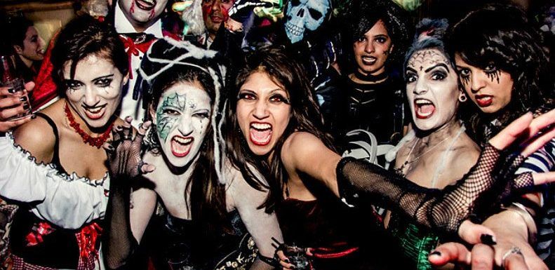 Trending Halloween Theme events happening in Delhi NCR