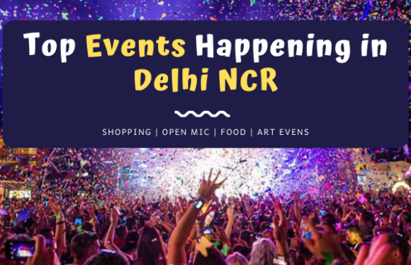 Top Events Happening in Delhi NCR this Weekend from 22 to 24 Nov