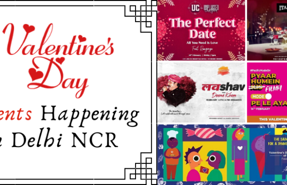 Top Valentine's Day Events Happening in Delhi NCR