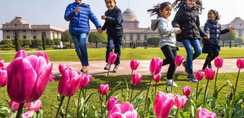 Mughal Gardens, Delhi – Date, Time & History