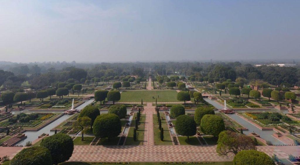 Mughal garden - Kahajaun