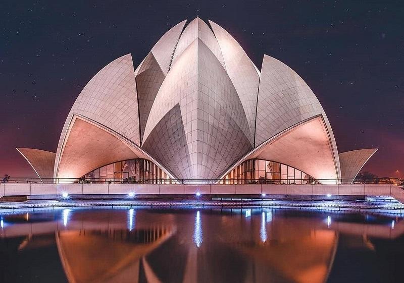 Lotus-Temple-Delhi-Kahajaun