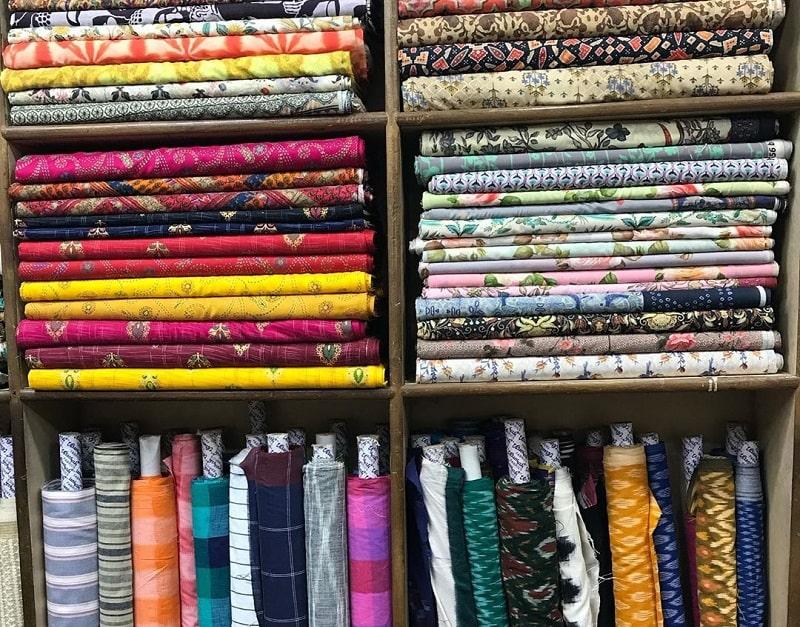 Cloth Shankar Market Connaught Place - Kahajaun