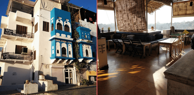 Coffee Temple Best Cafes in Pushkar-Kahajaun