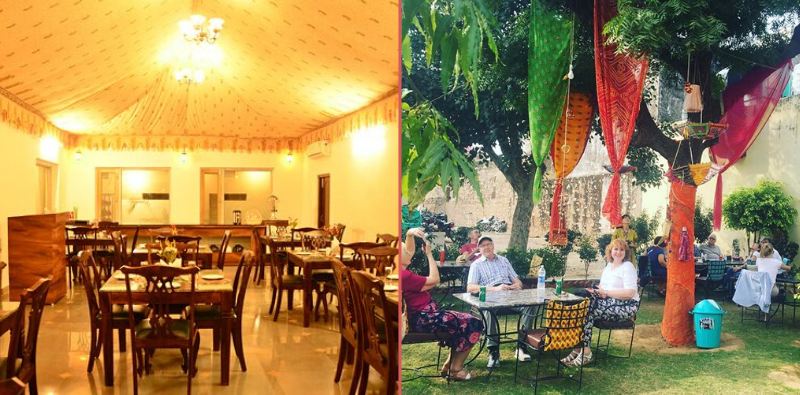 Mystic Lotus Best Restaurants in Pushkar-Kahajaun