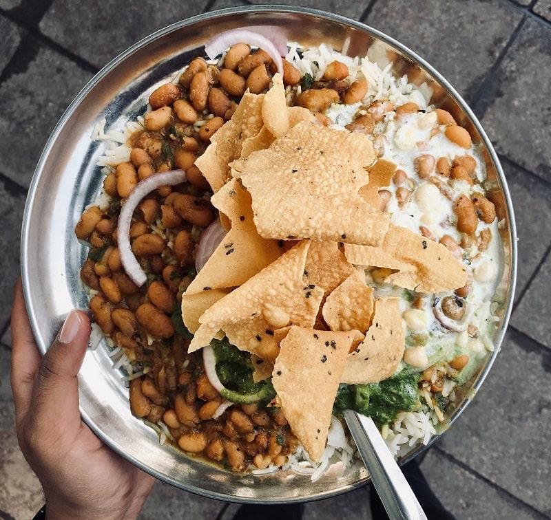 Prarashar food Shankar Market Connaught Place-kahajaun
