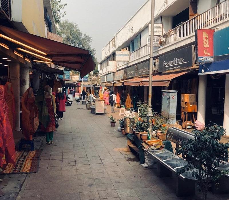 Shankar Market Shpping Connaught Place-Kahajaun