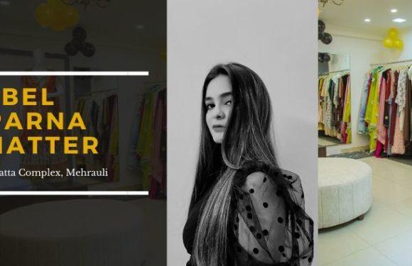 Label Aparna Khatter – Ambawatta Complex, Mehrauli