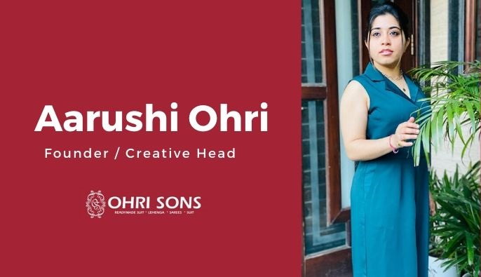 Ohri-Sons-Gurgaon-Faridabad-Founder-Aarushi-Kahajaun