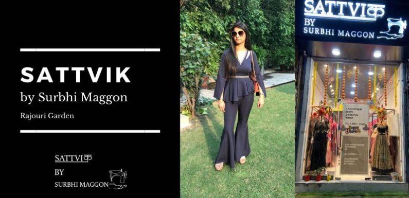 SATTVIK by Surbhi Maggon, Designer Store – Rajouri Garden