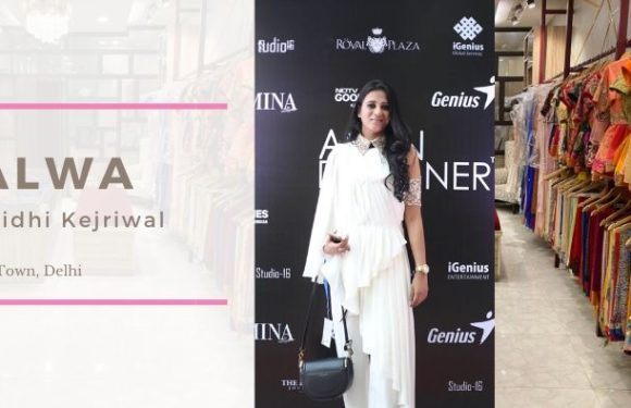 Jalwa by Nidhi Kejriwal – Model Town, Delhi