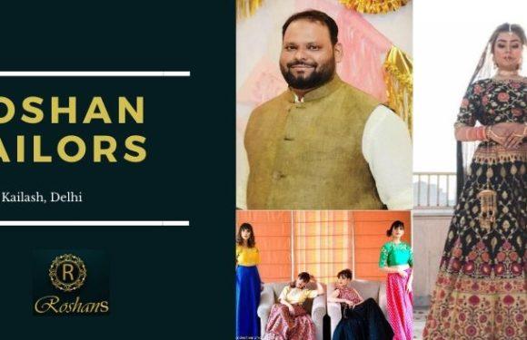 Roshan Tailors – Greater Kailash Part 1, Delhi
