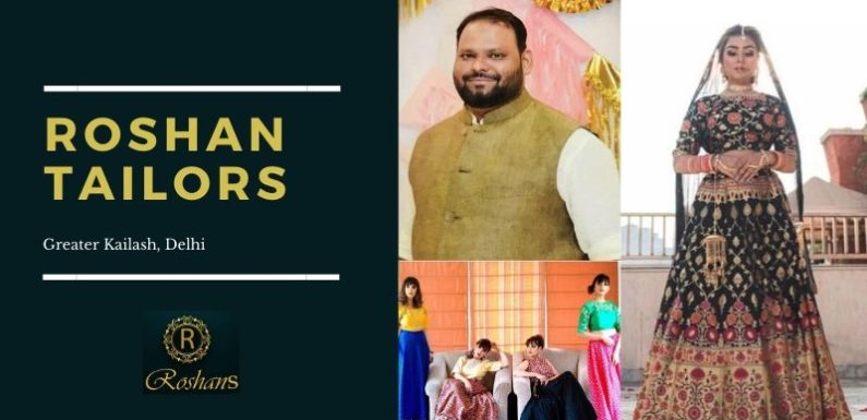 Roshan Tailors – Greater Kailash Part 1, Delhi