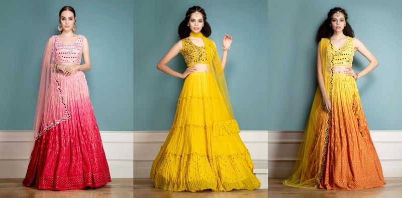 Kanchan Fashion - Nai Sarak, Chandni Chowk outfit