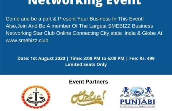 SMEBIZZ Business Networking Star Club Online Event