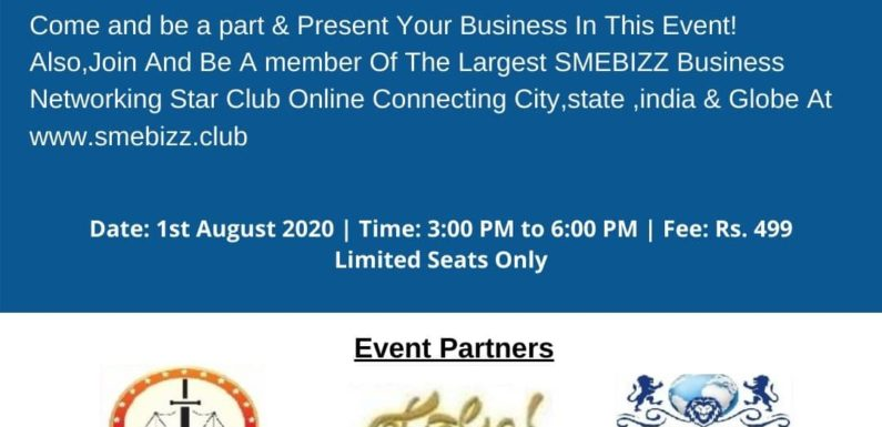 SMEBIZZ Business Networking Star Club Online Event