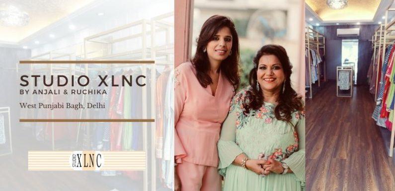 Studio XLNC by Anjali & Ruchika – West Punjabi Bagh, Delhi