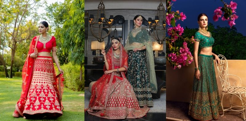 Tassels-By-Prakash-and-Sheetal-Greater-Kailash-3-outfits-kahajaun
