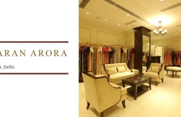 Label Karan Arora – MGF Metropolitan Mall, Saket-Delhi
