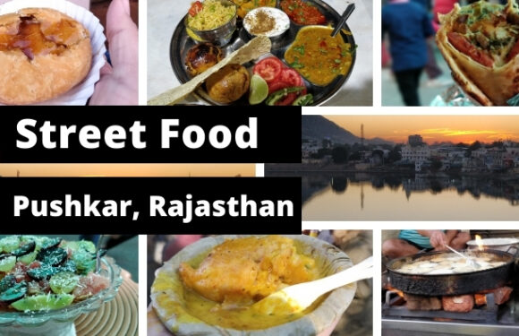 Most Famous Street Food in Pushkar, Rajasthan
