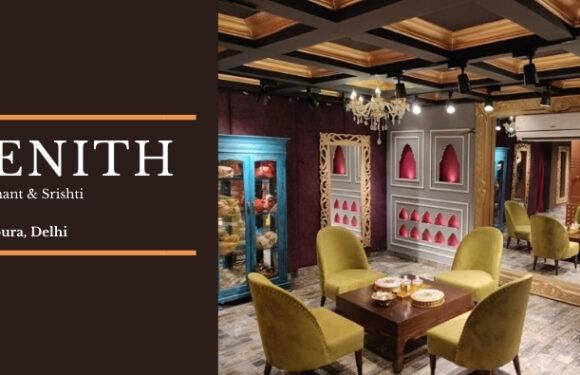 Zenith by Nishant & Srishti – Pitampura, Delhi