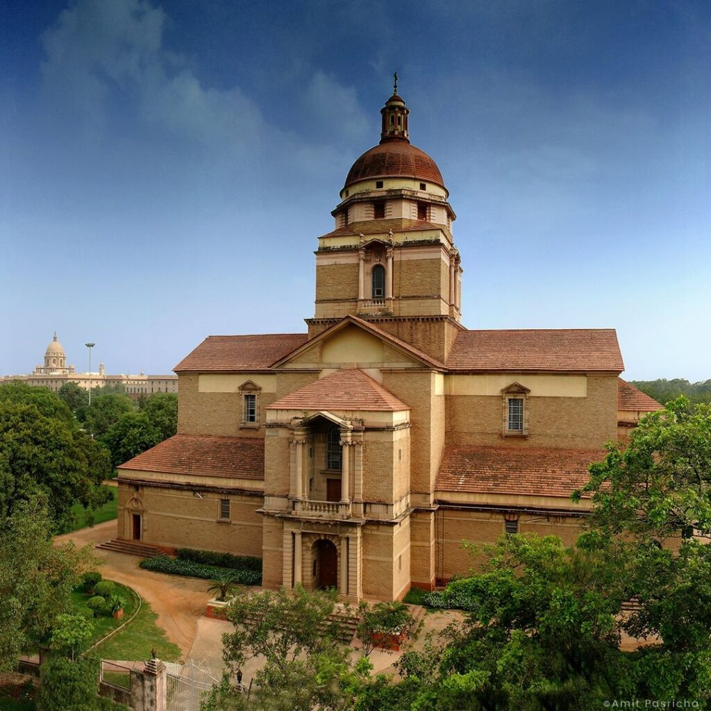 Cathedral-Church-of-the-Redemption-Delhi-history