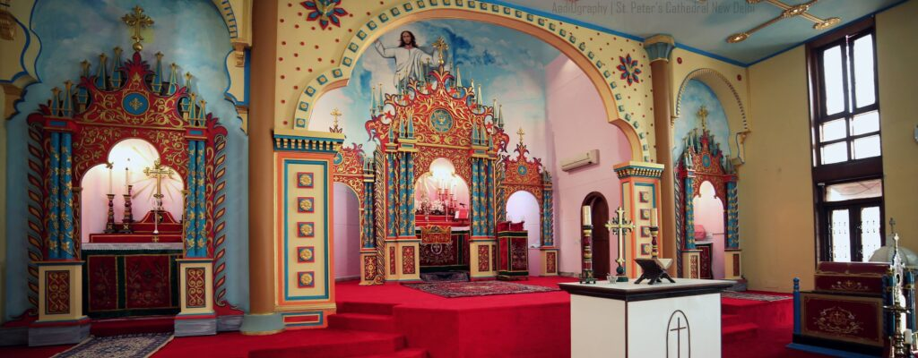 St.-Peters-Jacobite-Syrian-Orthodox-Cathedral-Chruch-Christmas-Delhi