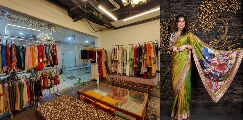 Label Rang Riwaaz designer store