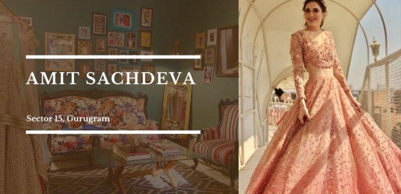 Amit Sachdeva Studio – Gurgaon