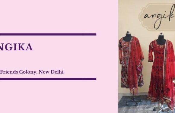 Label Angika – New Friends Colony, Delhi