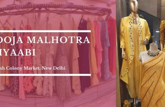 Label Pooja Malhotra – Kailash Colony