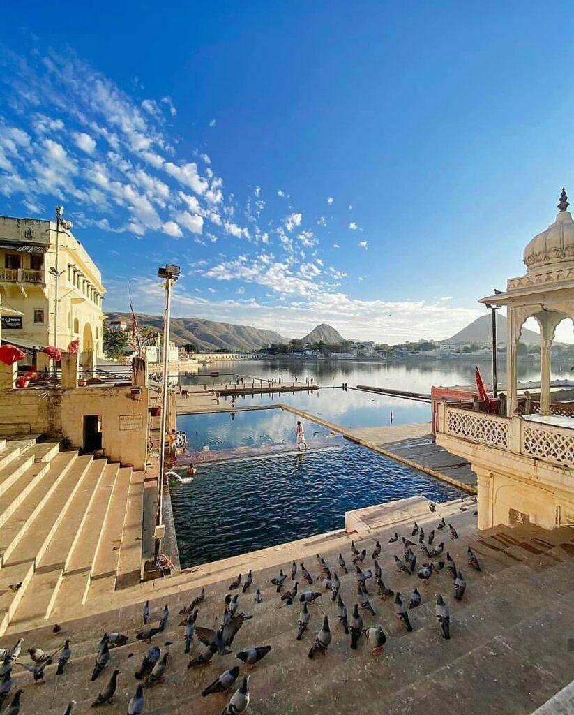 Pushkar-Ghat-KahaJaun