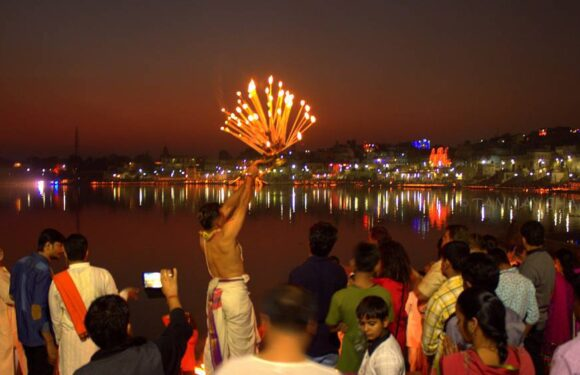 Pushkar Ghat Aarti – Timing & Video