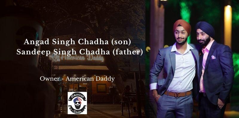 American-Daddy-Delhi-Owner