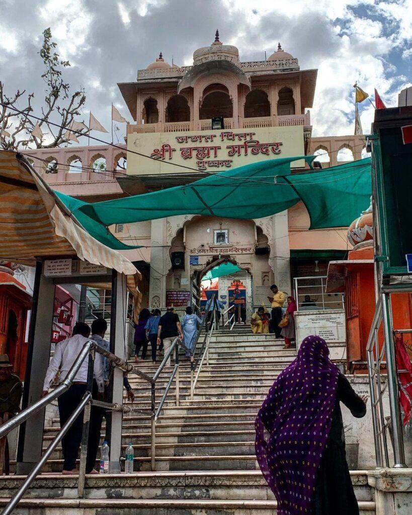 Brahma-Temple-History